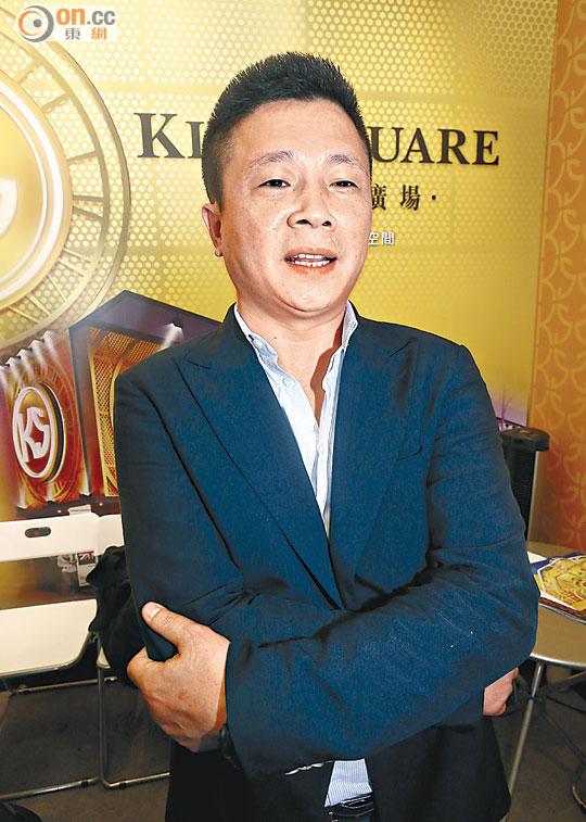 资深投资者林子峰购入阳明山庄三伙连车位.(资料图片)图片